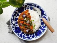 日式鹽味蔬菜咖哩