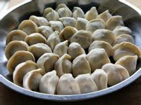 茭白筍水餃