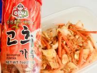 自製韓式泡菜