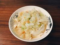 櫻花蝦高麗菜