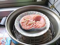 正子清蒸鮭魚