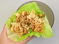 生菜肉鬆包