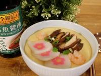 蒸魚醬蛋 【簡易料理】
