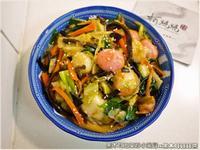 黑木耳泡菜炒小湯圓.柯媽媽の植物燕窩