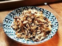 香菇蘿蔔絲炒蝦米