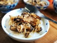 碗粿~香菇蝦米蘿蔔絲