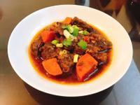 紅燒燉牛肉