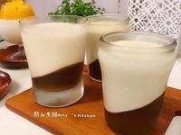 雙色奶酪紅茶凍