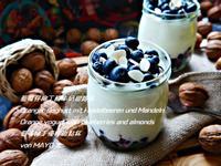 藍莓仔柳丁酸牛奶甜路杯