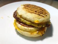 Vitantonio-超廢的牛肉漢堡