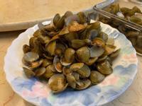 辣炒蜆仔/蛤蠣