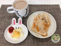 氣炸蘿蔔糕與煎蛋~氣炸鍋料理