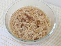 佃煮金針菇(日劇食譜)
