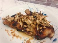 日式味增雞腿排 ~ 氣炸鍋料理