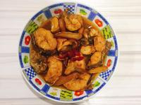 家常菜-三杯雞