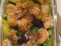 烤青椒鮭魚