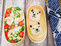 秋葵鮮蝦沙拉食譜