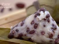 豆棗暖心甜粽