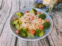 義式料理-奶油野菇義大利麵