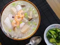 海鮮粥(電子鍋)