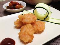 原味蝦餅+松子蝦餅~