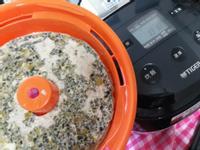 一鍋多菜版食譜─茶泡飯蒸蛋