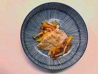 不沾鍋料理|普羅旺斯紙包魚(低醣)