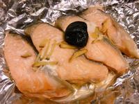 梅香烤鮭魚(快速料理