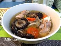 元氣香菇雞湯(電鍋)