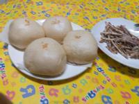 芋香包子🔮(芋頭兩吃)