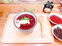 紅豆紫米粥