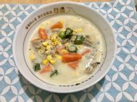 【飛利浦智慧萬用鍋】蘑菇馬鈴薯玉米濃湯