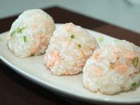 【低蛋白】大塚高纖米-鮭魚蔥飯糰
