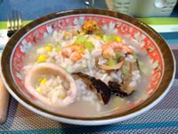 綜合海鮮粥