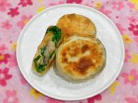 韭菜蚵仔餡餅
