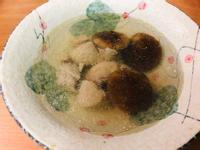 香菇雞湯(大同電鍋零廚藝)