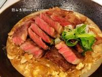 牛小排日式丼飯(舒肥料理)