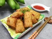 泰式鮮蝦玉米捲