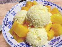 【厚生廚房】芒果優格冰淇淋