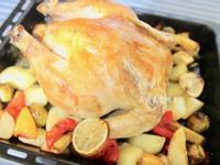 普羅旺斯蒜香烤雞