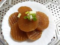 一鍋二菜簡單上菜─醬滷白玉牛腱-白玉