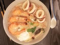 簡單好吃不失敗海鮮麵