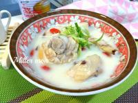 養生山藥豆漿雞湯