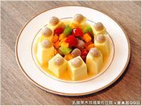 乳酸黑木耳纖果佐豆腐.柯媽媽の植物燕窩
