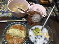 高麗菜卷泰式酸辣口味(湯頭都超棒der)
