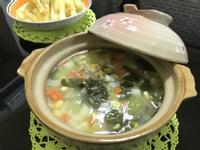 康寶濃湯玉米蔬菜粥(全素)