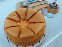 雞蛋牛奶戚風蛋糕