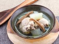 【厚生廚房】菜脯冬瓜湯