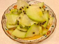 百香果漬青木瓜