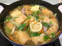 【寶寶食譜】蔬菜蘿蔔糕湯